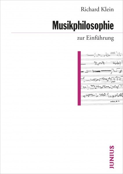 Musikphilosophie zur Einführung