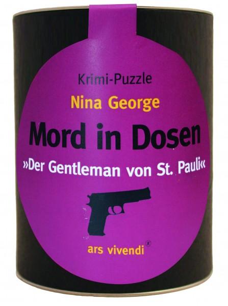 Mord in Dosen - Nina George »Der Gentleman von St. Pauli«