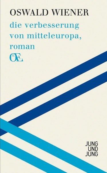 die verbesserung von mitteleuropa, roman