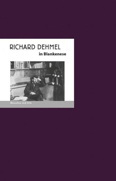 Richard Dehmel in Blankenese
