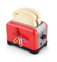 Der ultimative OfficeToaster - Rot