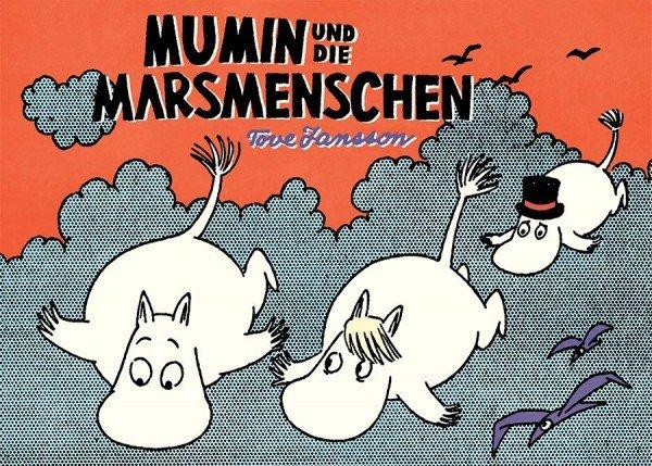 Mumin und die Marsmenschen