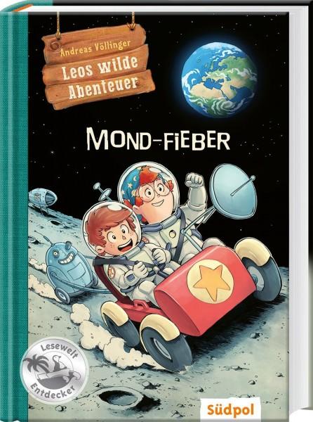 Leos wilde Abenteuer – Mond-Fieber