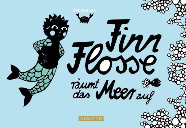 Finn Flosse räumt das Meer auf