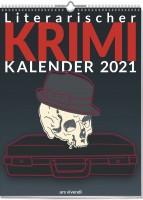 Literarischer Krimi-Kalender 2021