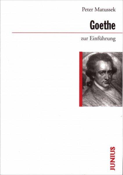 Goethe zur Einführung