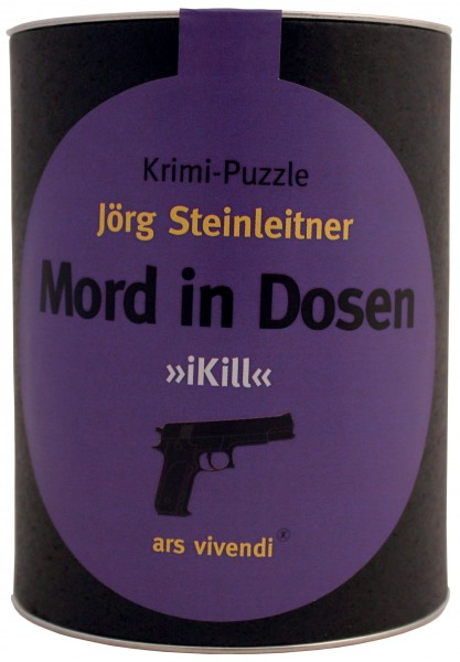 Mord in Dosen - Jörg Steinleitner »iKill«