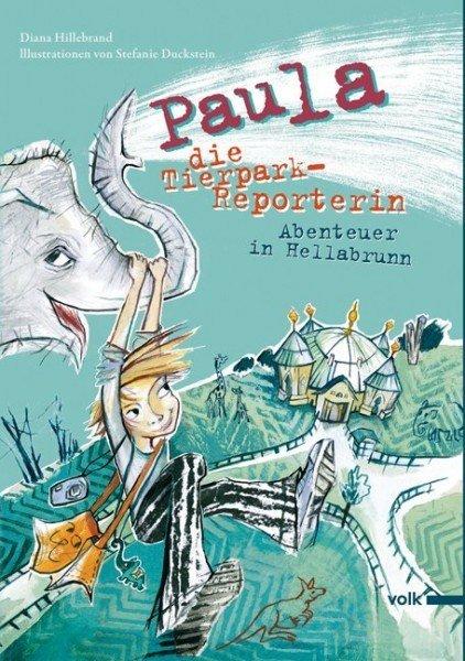 Paula, die Tierpark-Reporterin